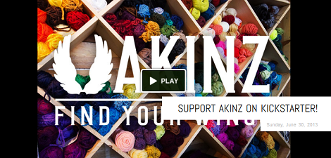 Support Akinz on Kickstarter