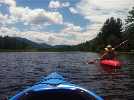 Stay Fit This Summer: Kayaking